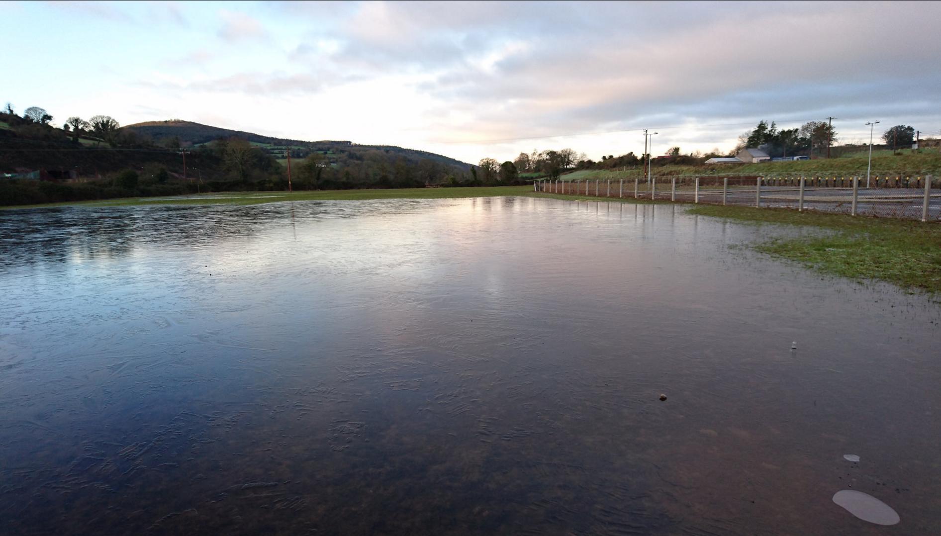 It Floods In Ireland stories
