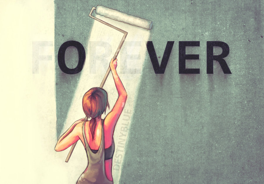 Forever Is Over stories
