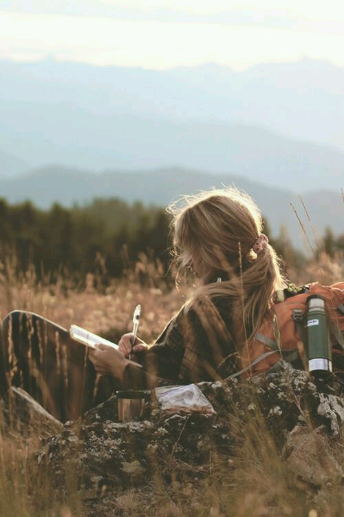 The Girl Who Writes stories