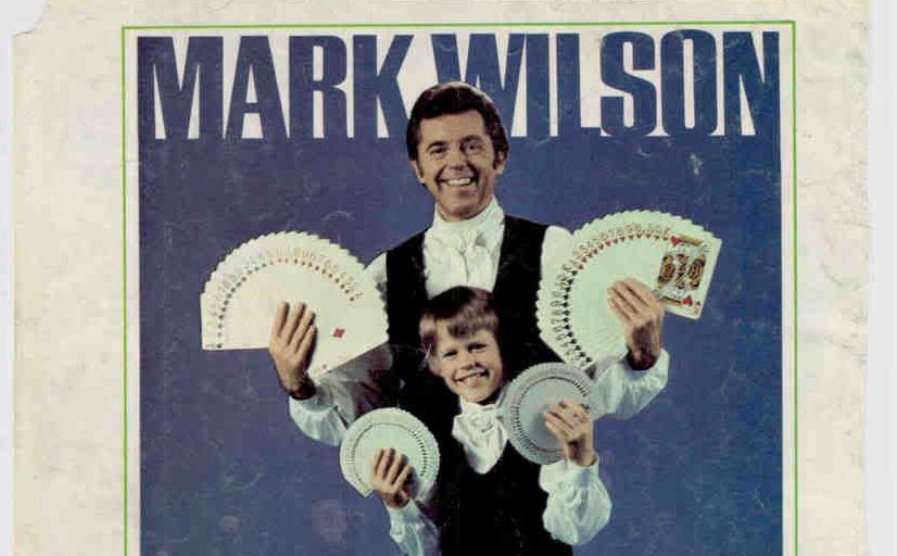 6 Slides about Mark Wilson life stories