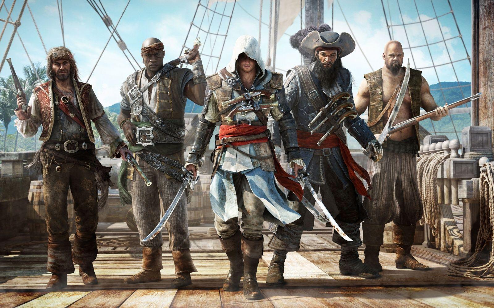 Pirates stories