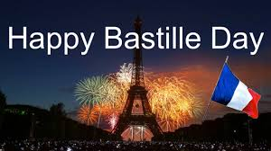 Celebrate Bastille Day July 14, 2016 stories
