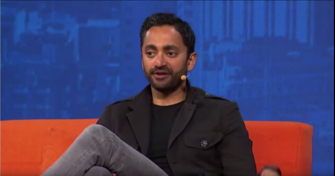 Tackling Diversity, Investing, & Politics with Chamath Palihapitiya at LAUNCH Festival 2016 stories