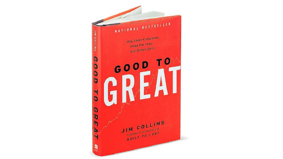 Key Ideas from Good to Great by Jim Collins stories