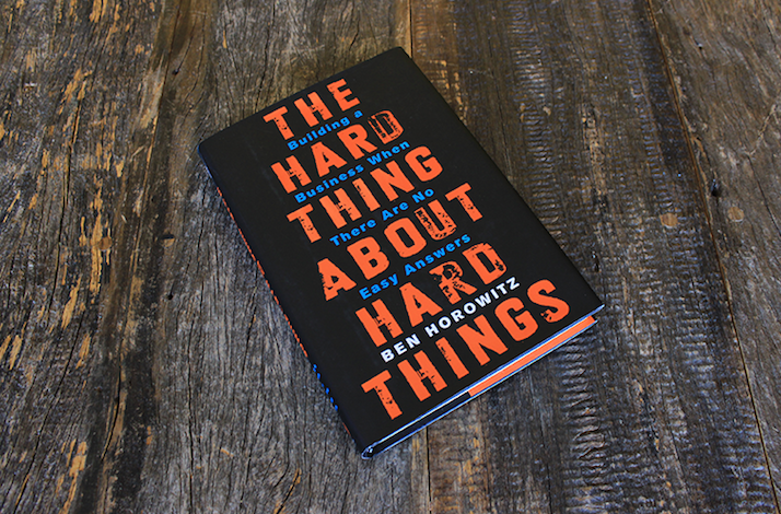 "Key Ideas from ""The Hard Thing about Hard Things"" by Ben Horowitz stories"