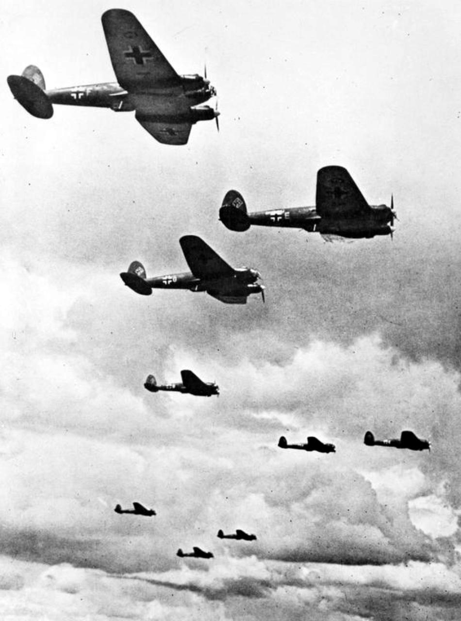 The Lightning War: London's Longest Night #airraid stories