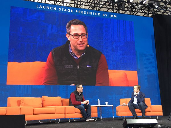 Fireside Chat with Foursquare CEO Jeff Glueck at LAUNCH 2016 stories