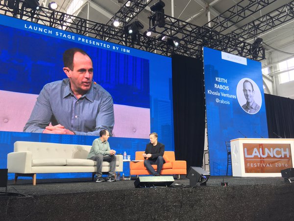 Lessons on Trump & Building Startups from Keith Rabois at Launch Festival stories
