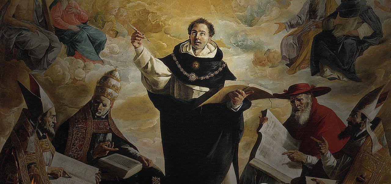 5 Fun Facts about Saint Thomas Aquinas stories