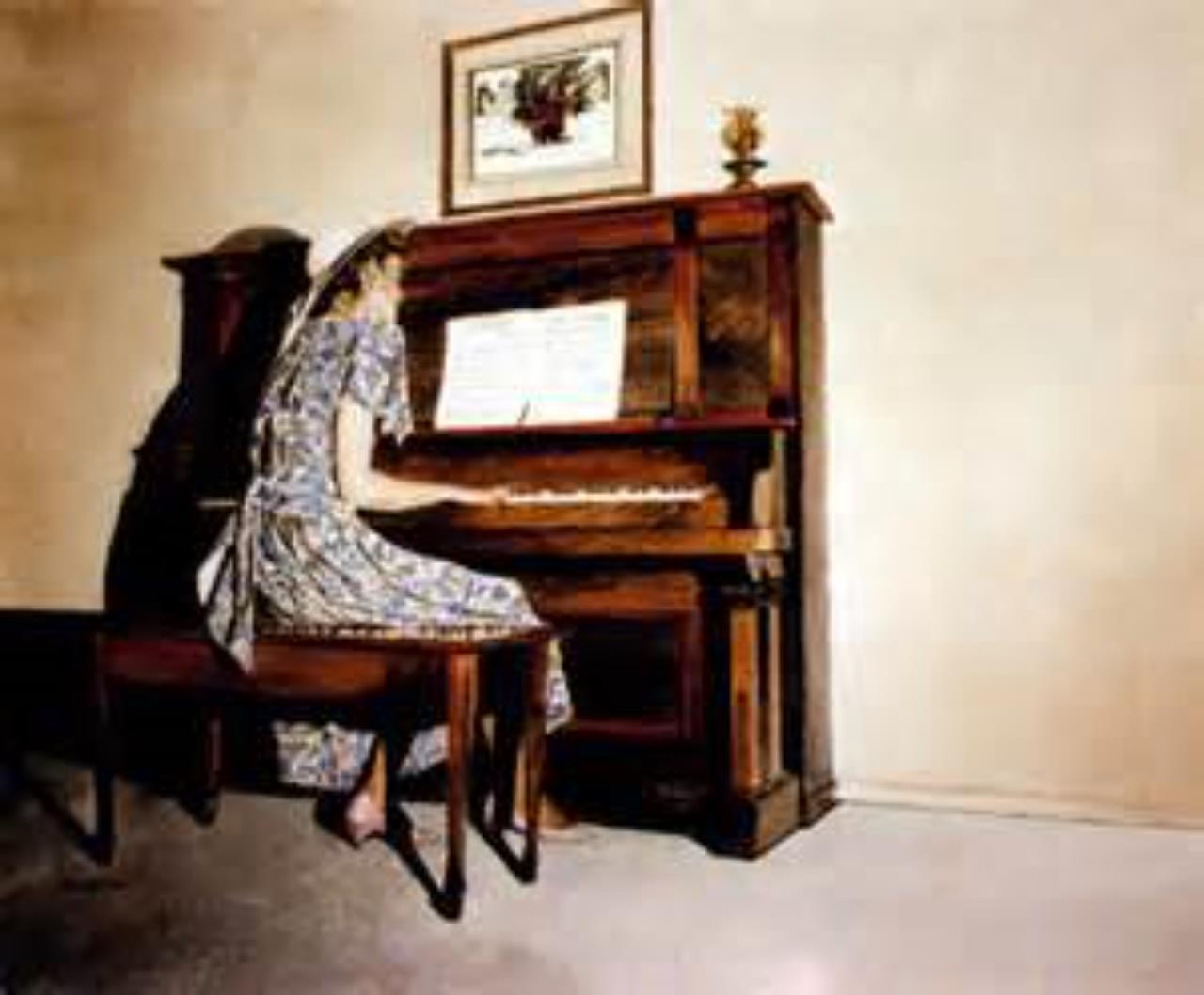 Her Piano Tune poetry stories