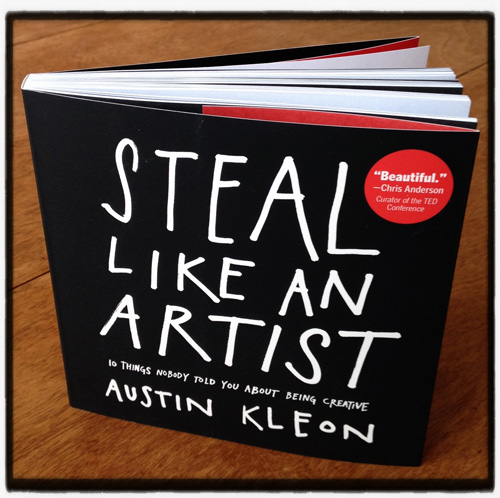 "Key Points from ""Steal Like an Artist"" by Austin Kleon stories"