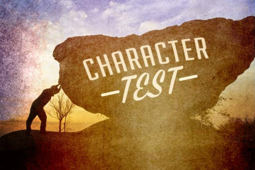character test stories