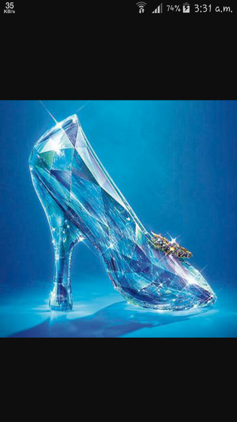 The Glass Slipper  prince stories