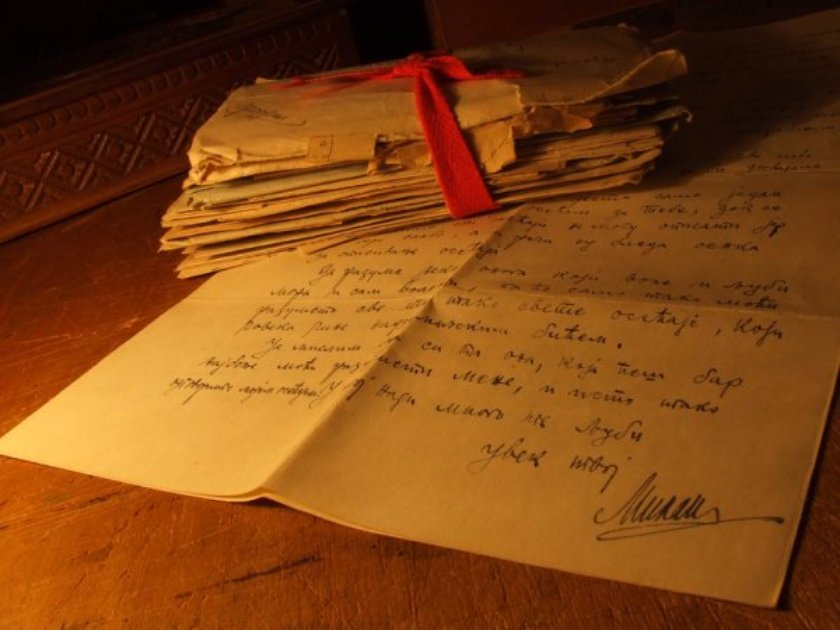 Letter mother stories