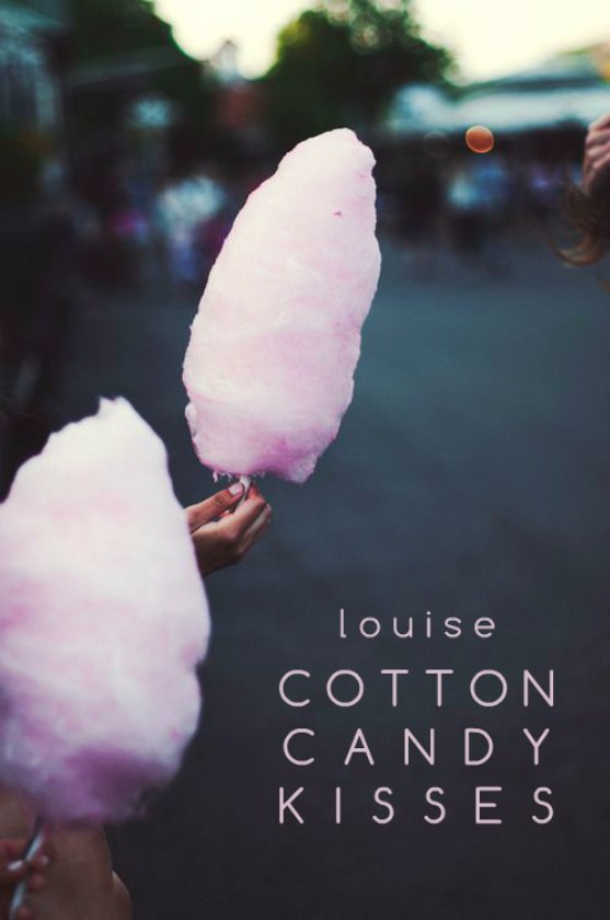 cotton candy kisses kissing stories
