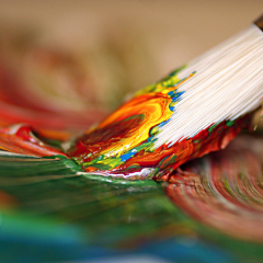 BRUSHSTROKES painting stories