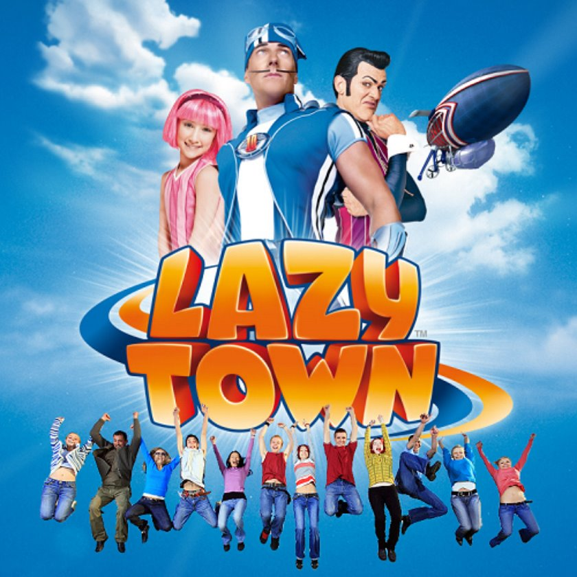 My Thoughts on LazyTown by Magnus Scheving stories