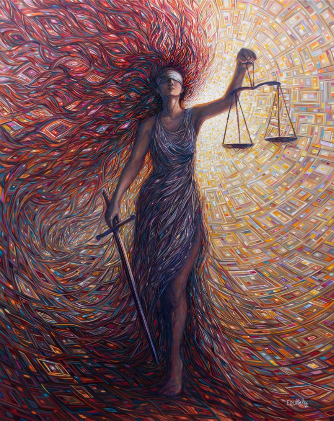 Lady Justice stories