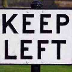 Keep Left keep-left stories