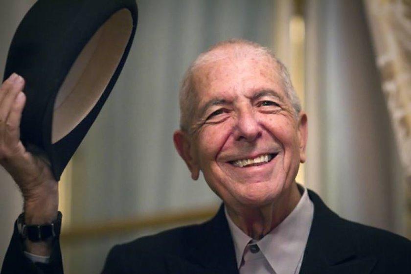 Lines For Leonard Cohen poetry stories