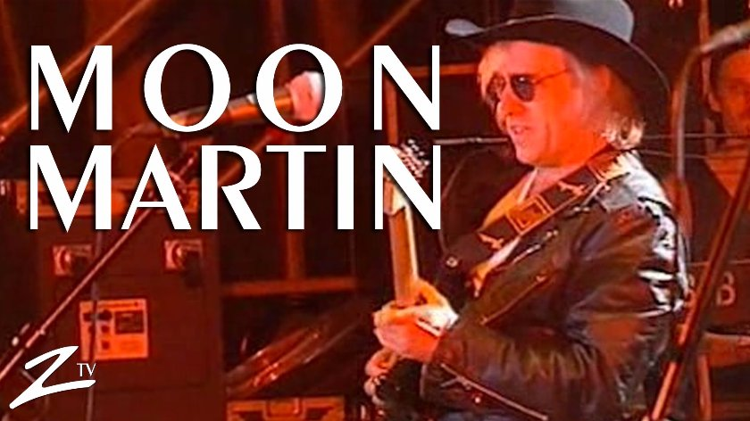 Whatever Happened To Moon Martin? music stories