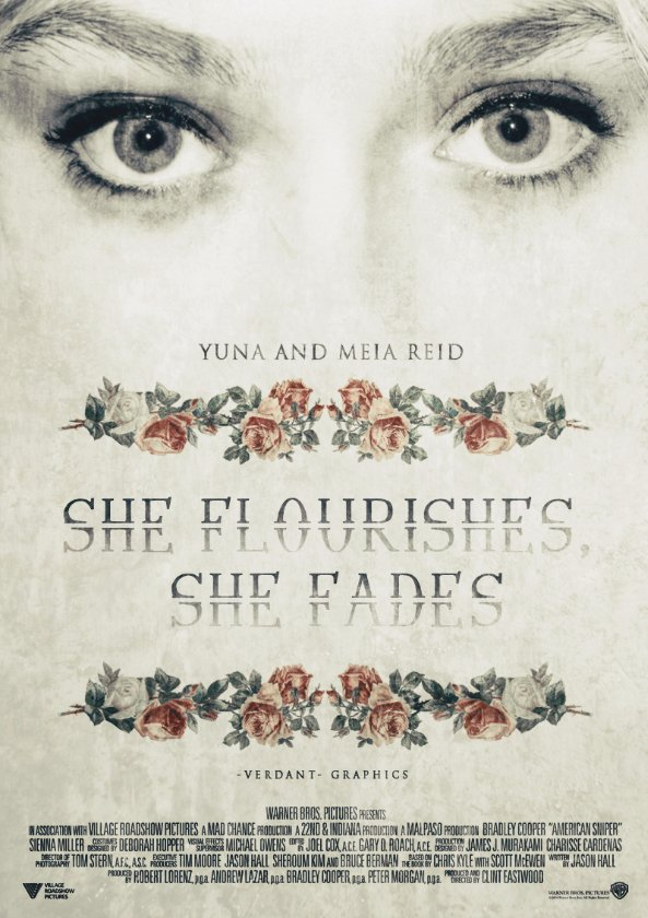 She Flourishes, She Fades suspense stories