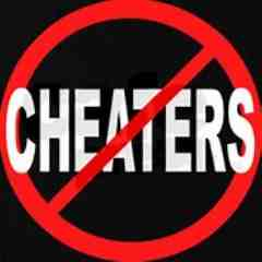 Cheaters all say the same thing. stories