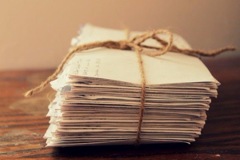 THE LETTERS I WROTE TO YOU letters stories