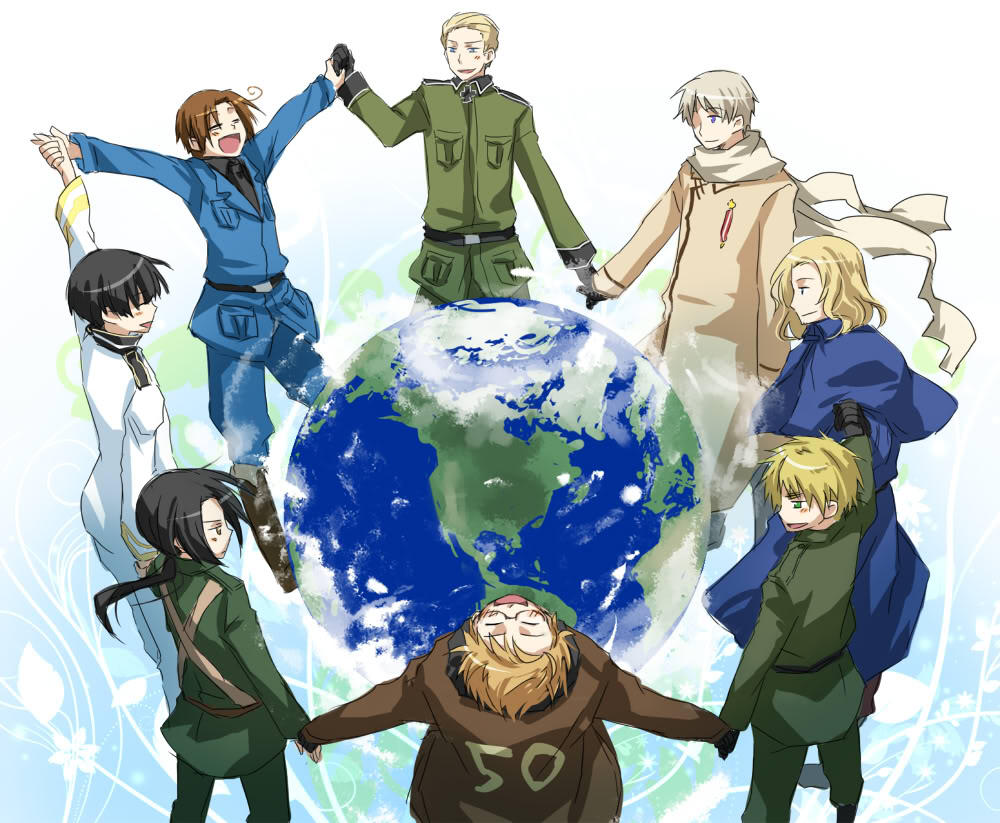 We are the world! feelings2016 stories