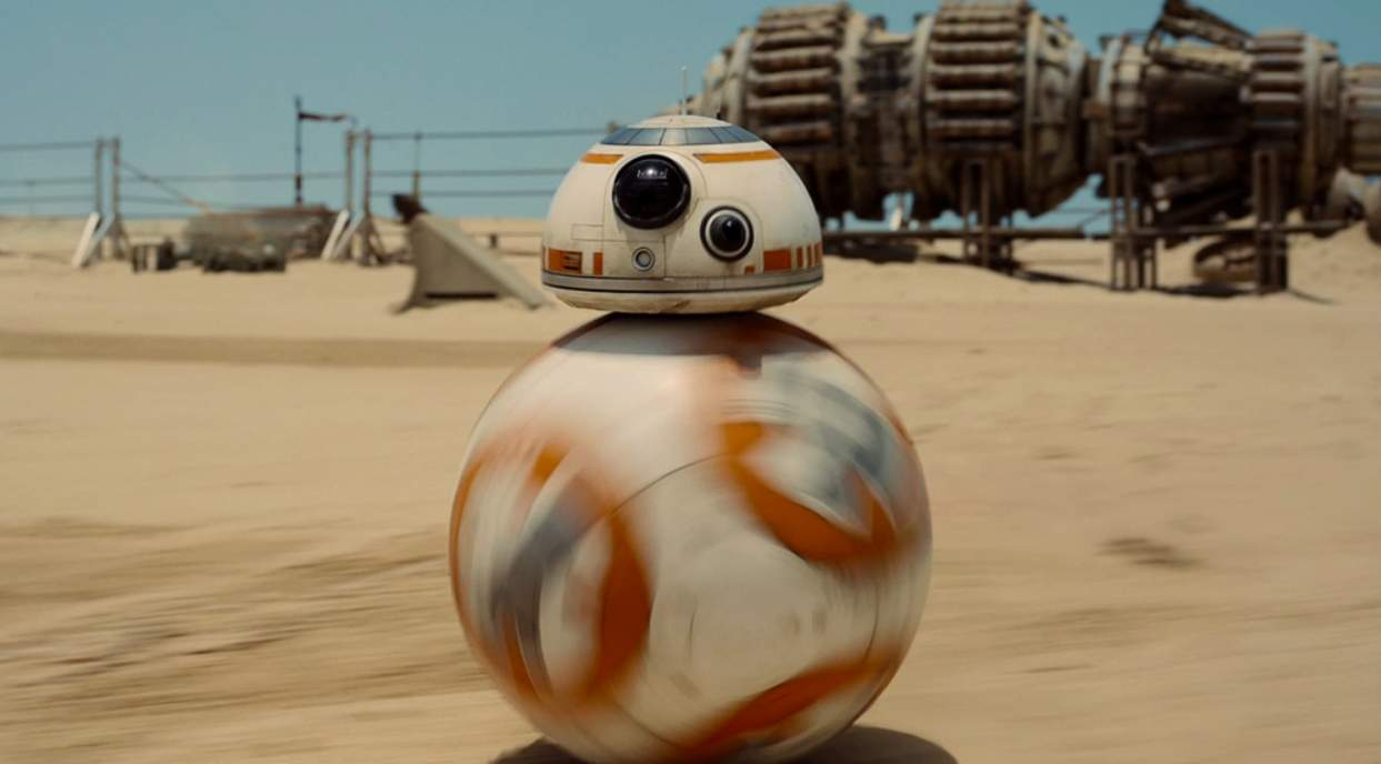 How Does BB-8 From Star Wars Work? star wars stories